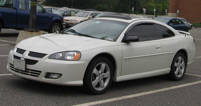 2003–05 Dodge Stratus RT coupe