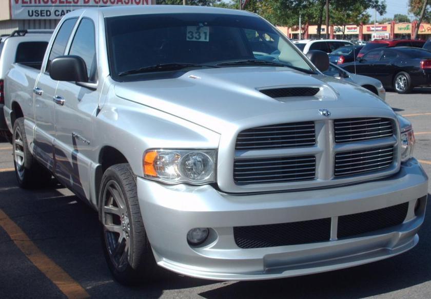 2004-'06 Dodge_Ram_SRT-10