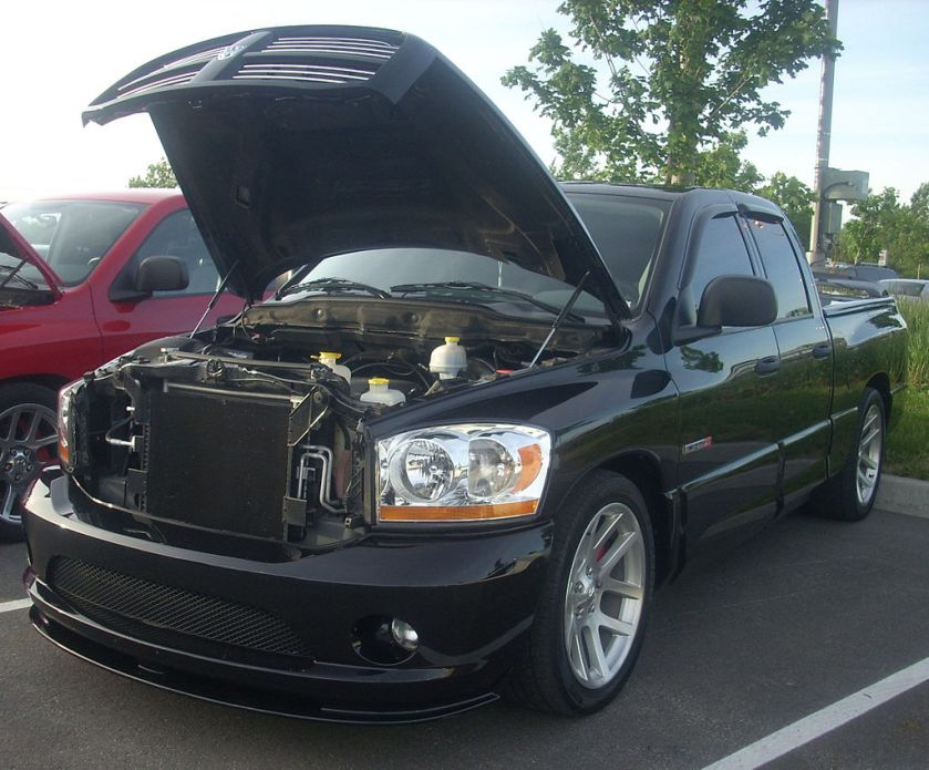 2006 Dodge Ram SRT-10 crew cab