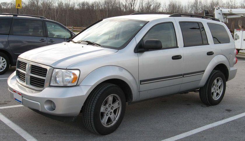 2006–09 Dodge Durango