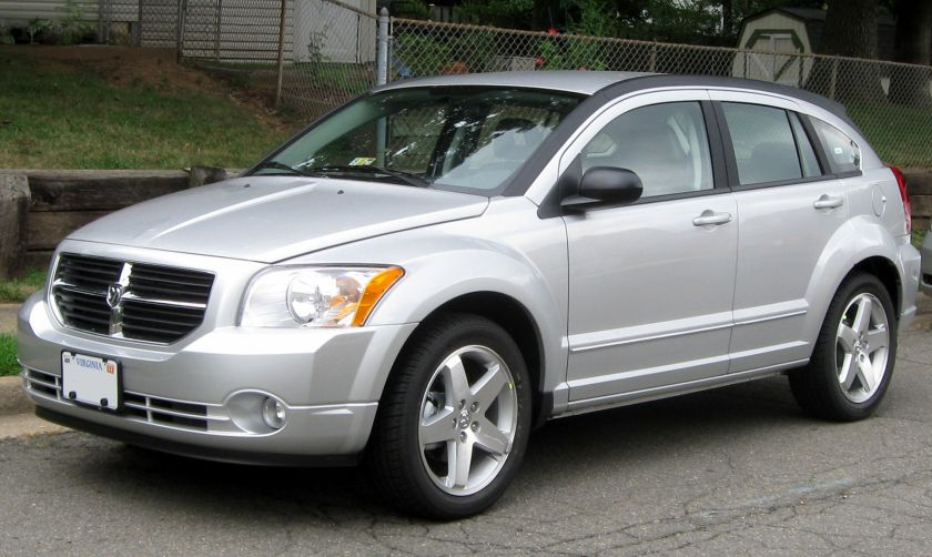 2007-09 Dodge Caliber RT