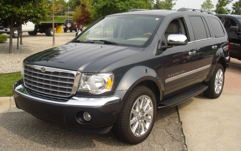 2007–09 Chrysler Aspen