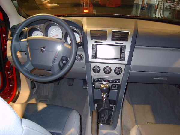 2008-10 Dodge Avenger inside