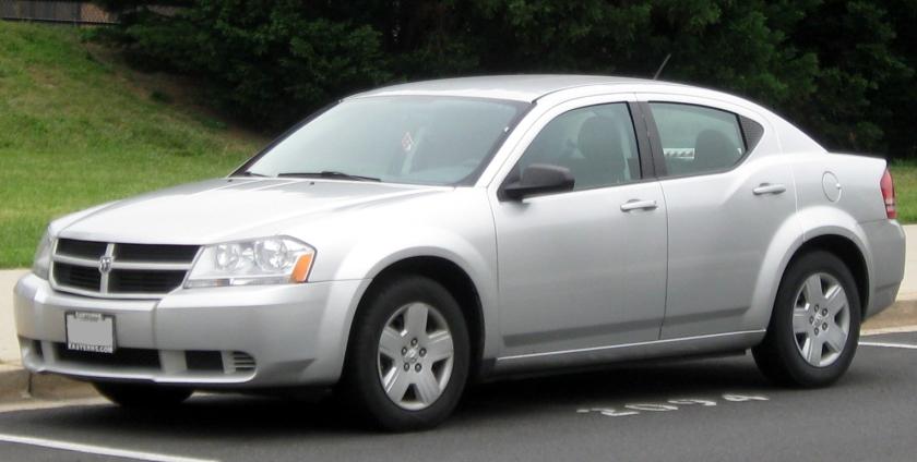 2008-10 Dodge Avenger
