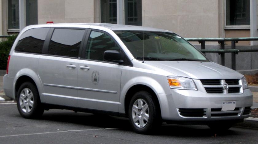 2008-10 Dodge Grand Caravan