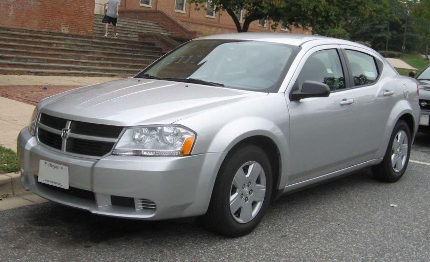 2008-Dodge-Avenger SE