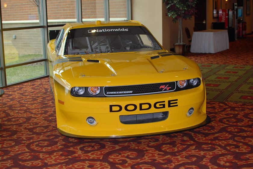 2010 Dodge Challenger RT Nationwide COT NMPA