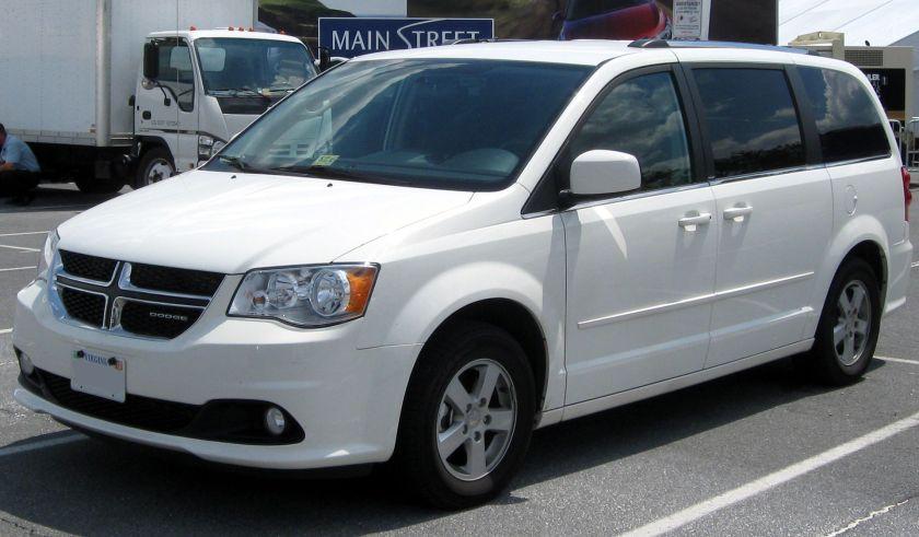 2011 Dodge Grand Caravan a