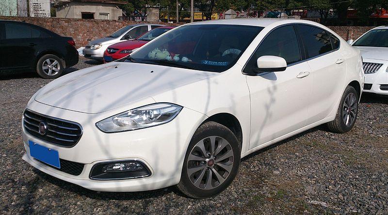 2013 Fiat Viaggio 02 China