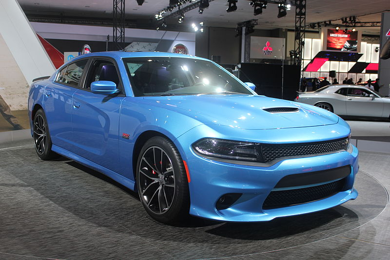 2015 Dodge Charger SRT 392 with Scat Pack