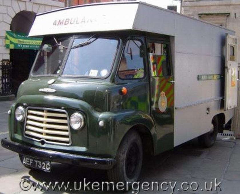 Ambulance Commer