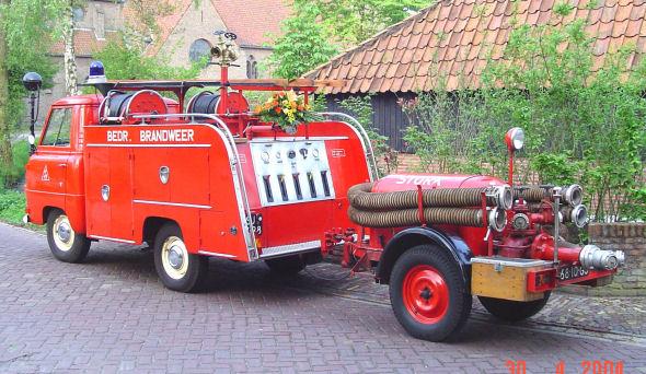 Commer Brandweer Hengelo