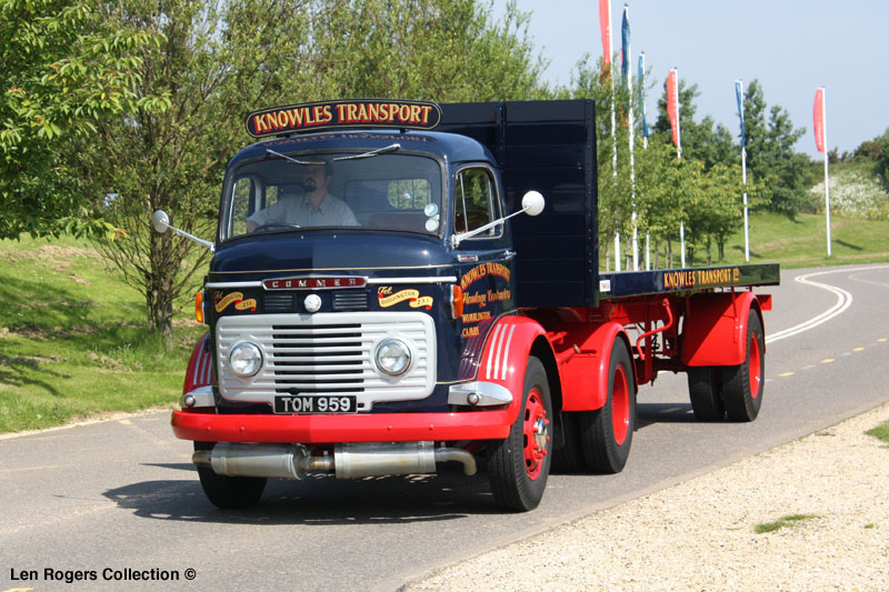 commer knowles