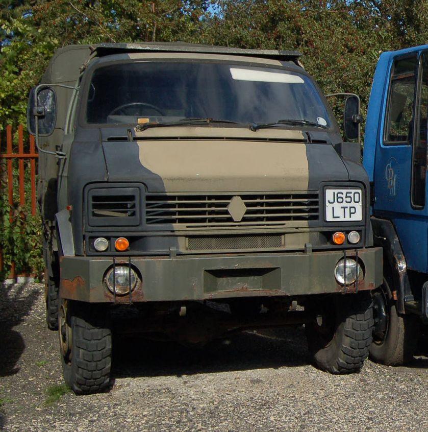 Dodge 50 British Army Renault 50 series
