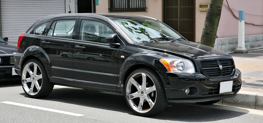 Dodge Caliber (Japan spec)