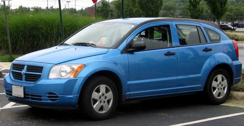 Dodge Caliber SE