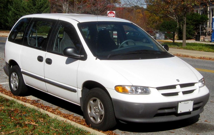 Dodge Caravan short wheelbase