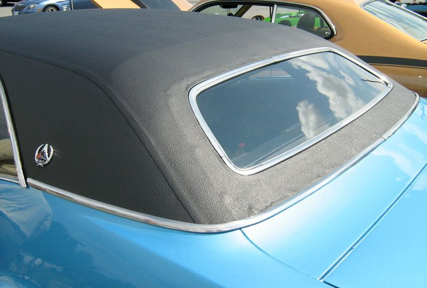 Dodge Challenger SE formal rear window