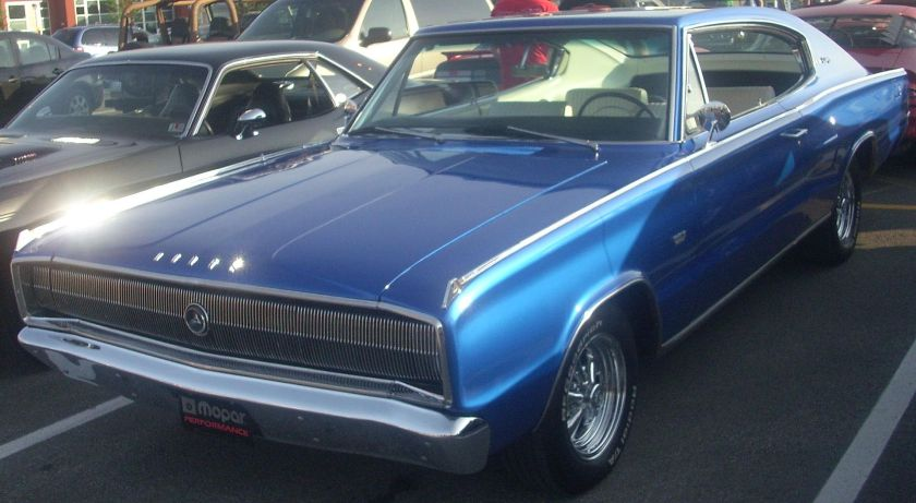 Dodge Charger 383