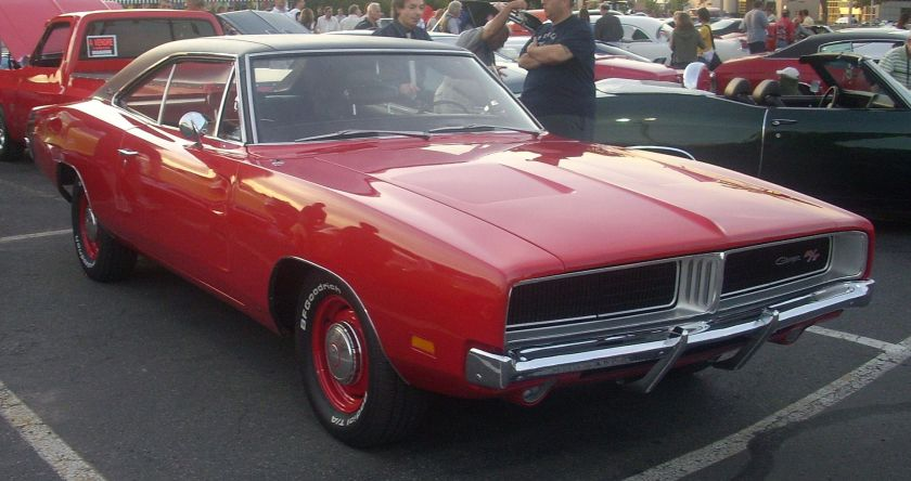 Dodge Charger RT (Gibeau_Orange_Julep)