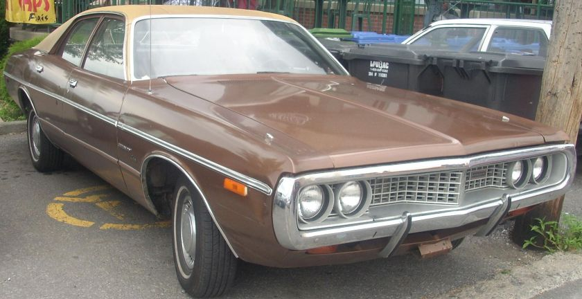 Dodge Coronet Custom