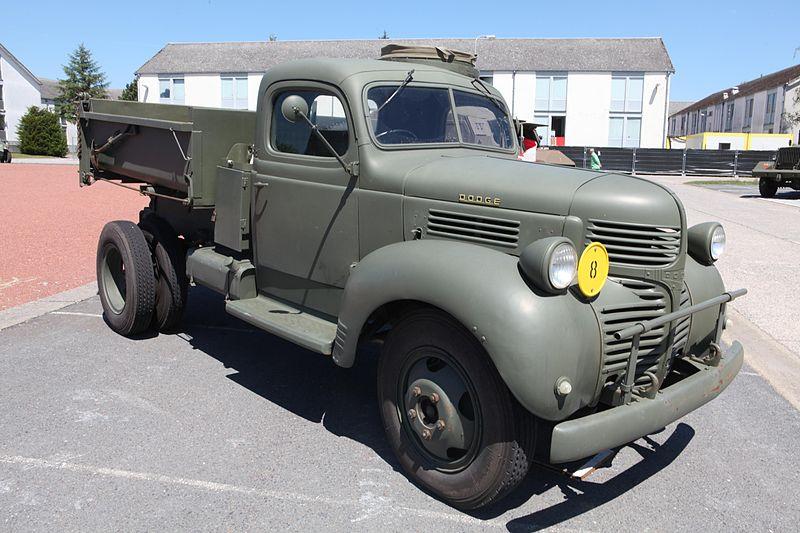 Dodge D 15
