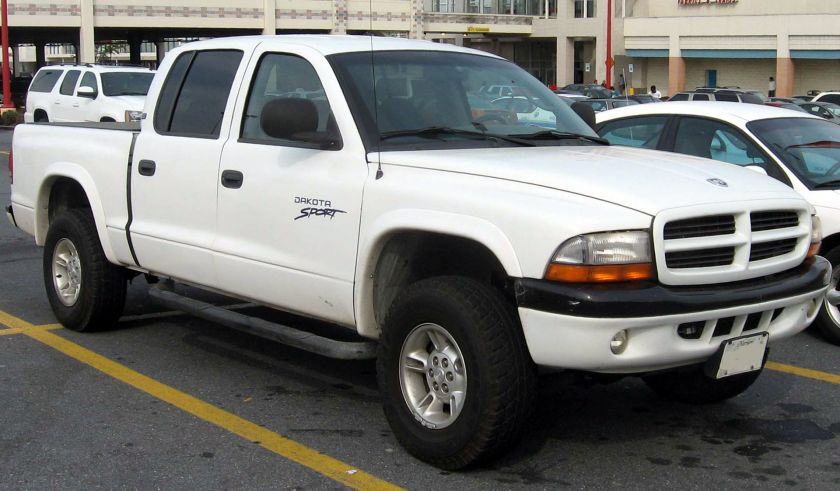 Dodge Dakota Sport Quad-Cab