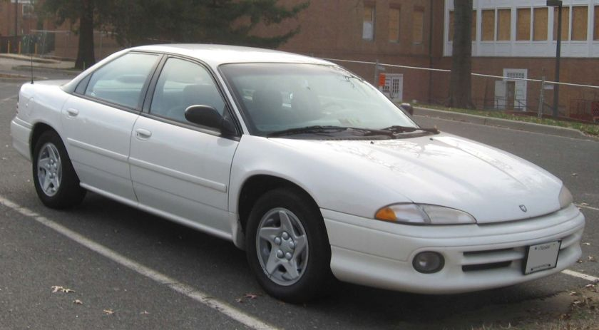 Dodge Intrepid 1st