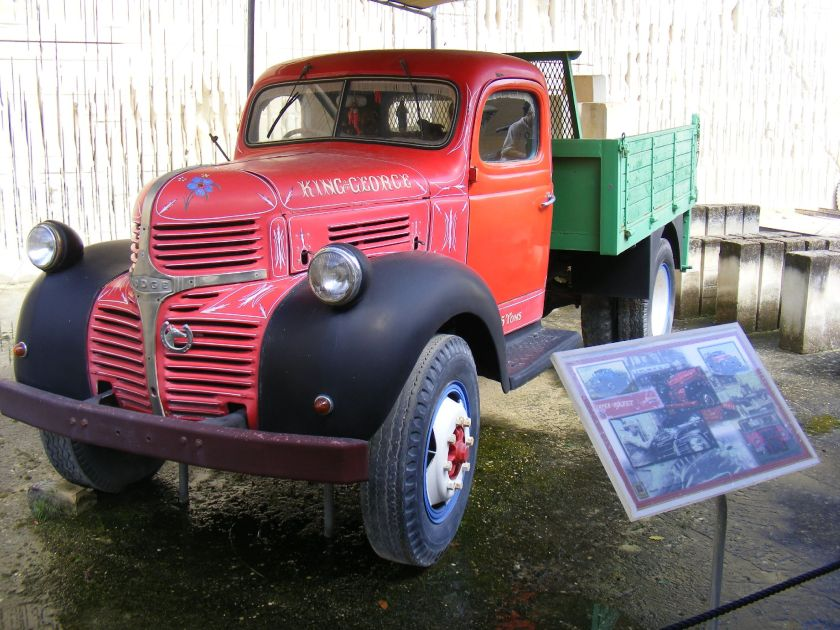 Dodge, Limestone Museum, Malta Siggiewa