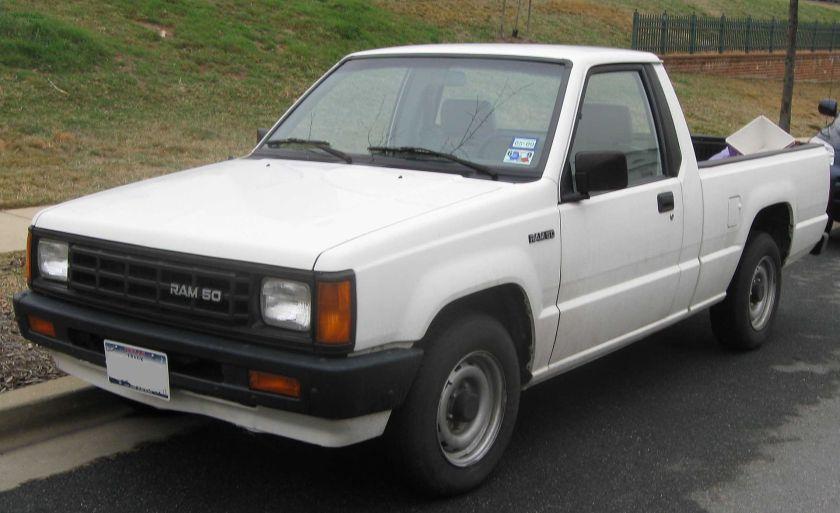 Dodge Ram 50 (US)