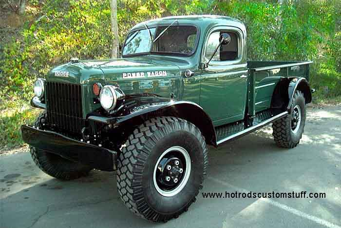 ‎1957 Dodge Powerwagon