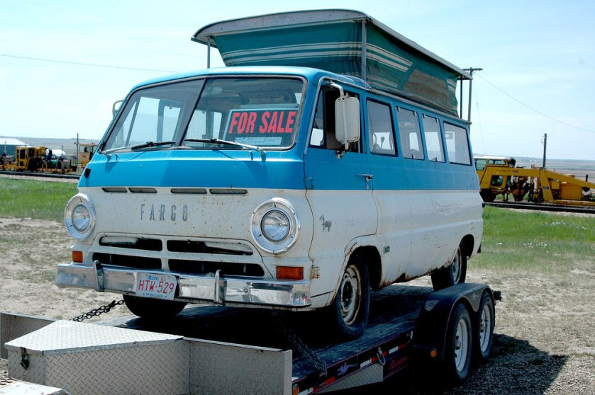 Fargo Camper Van Canada
