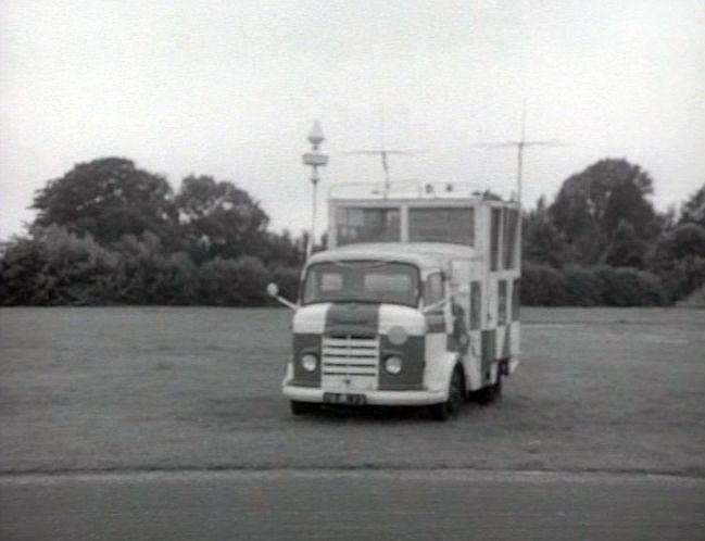 Karrier Bantam RAF Airfield Control