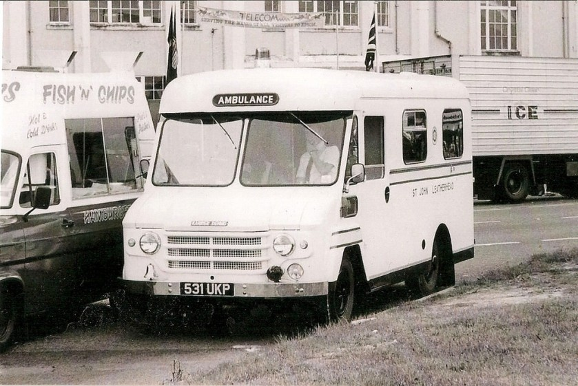 Karrier-Dennis Ambulance St John Leatherhead