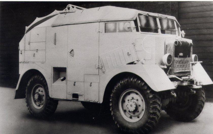 Karrier-kt4-gun-tractor