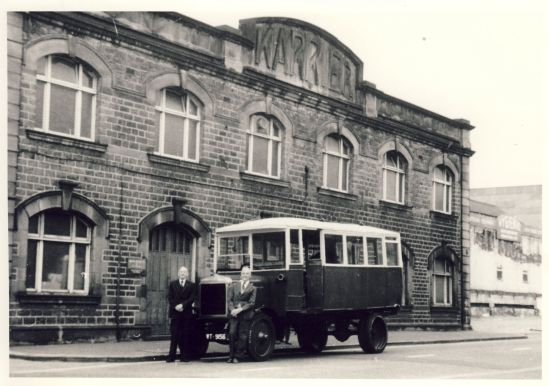 Karrier Motors Ltd, Huddersfield, West Yorkshire