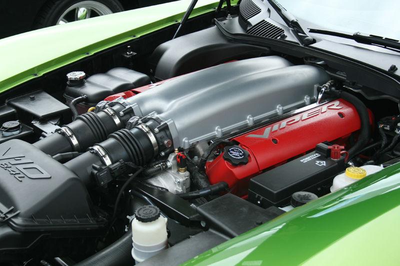 Viper ACR Engine