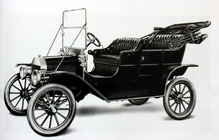 1899 Ford Model T