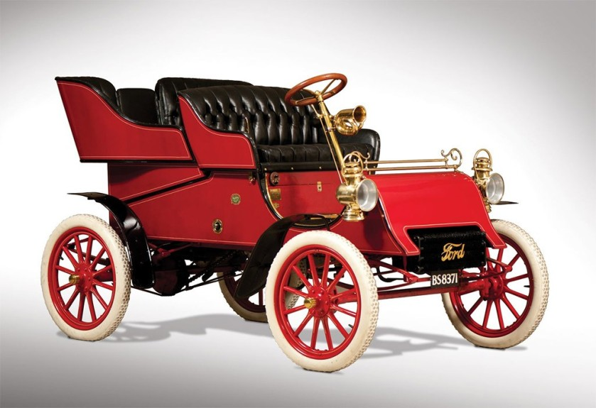 1903 ford model A a