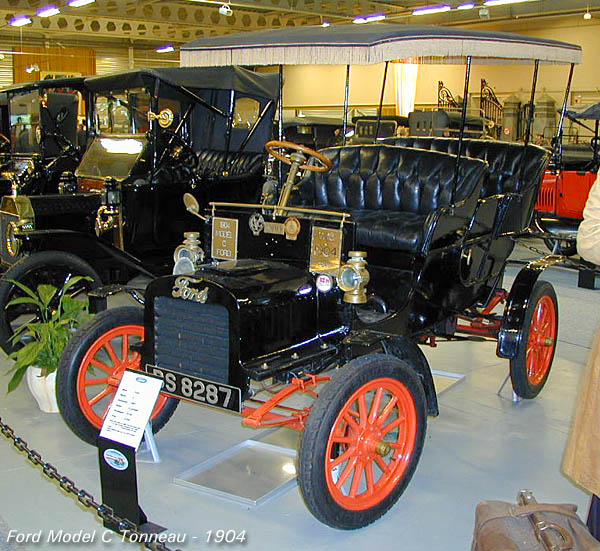 1904 Ford C