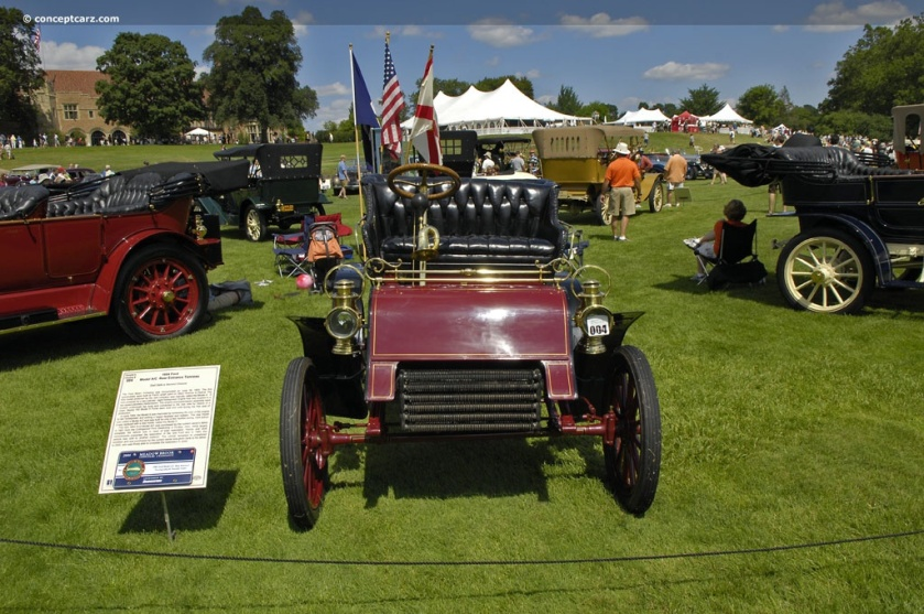 1904 Ford Model A-C