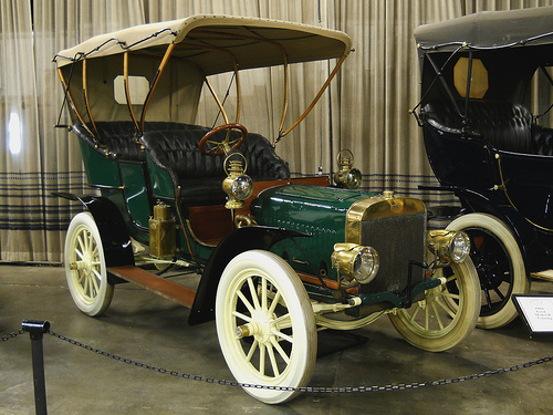 1904 Ford Model B Touring