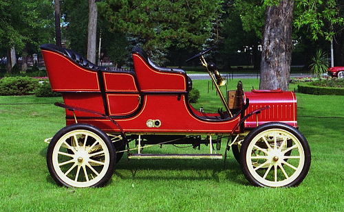 1904 Ford Model C a