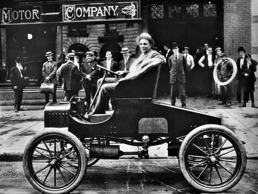 1904 Ford Model C b