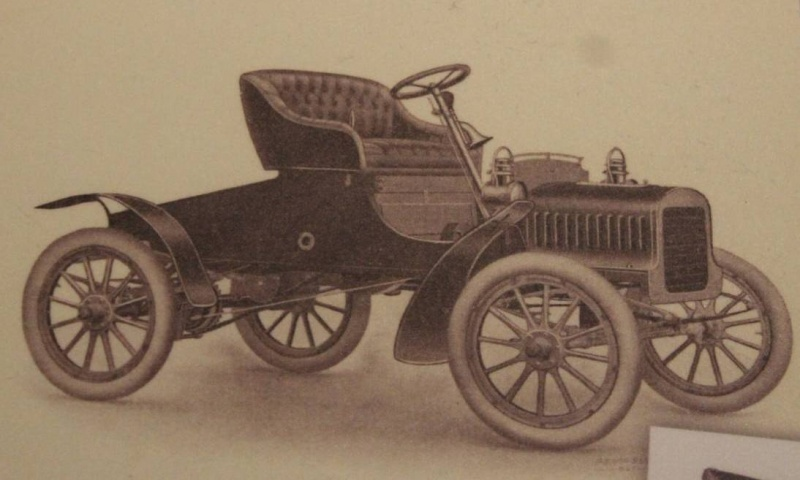 1904 Ford Model C Runabout