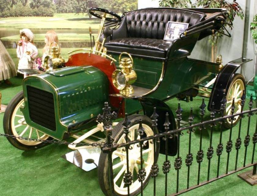 1904 Ford Model C