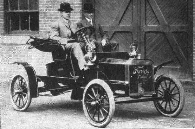 1906 Ford N