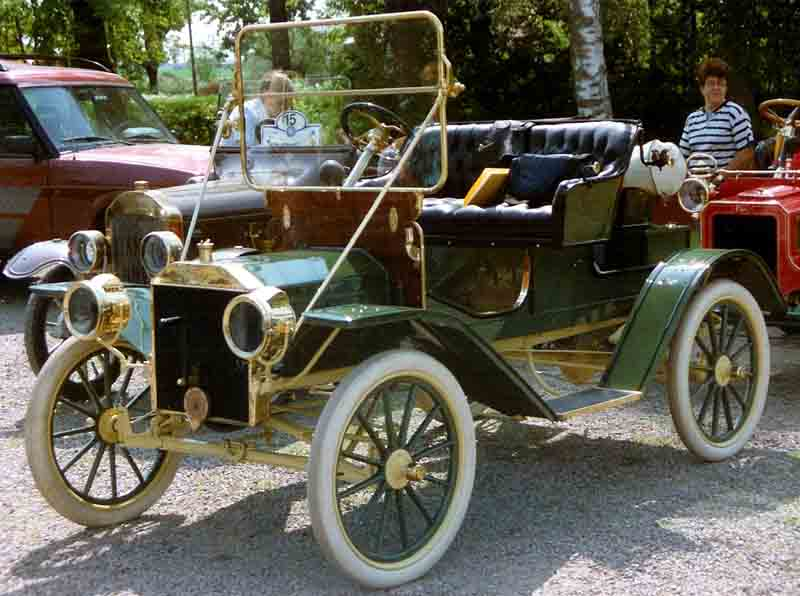 1908 Ford Model S Runabout