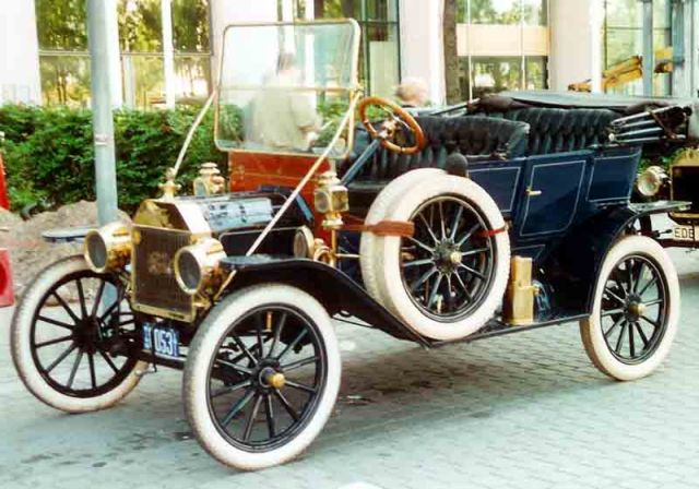 1911 Touring