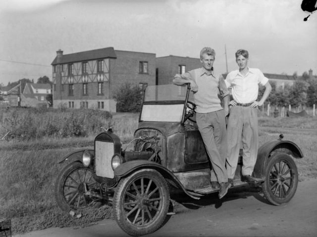 1923 Ford T in Canada